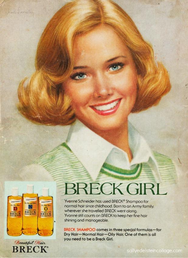 RETRO A RAMA The Breck Girl