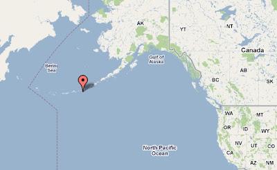terremoto sismo hoy en alaska 23 junio 2011