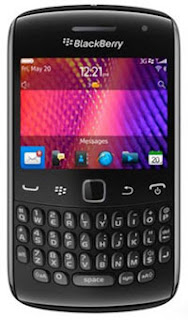 Harga BlackBerry Curve Apollo 9360