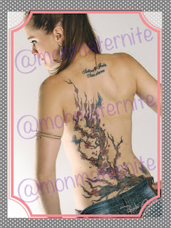 Tatuagem região lombar anestesia parto blog Mamãe de Salto/Mon Maternité ==> todos os direitos reservados