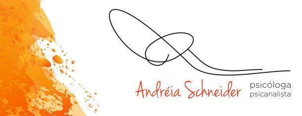 Psicóloga Andréia M. de Almeida Schneider