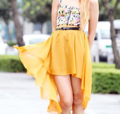 yellow fashion 14