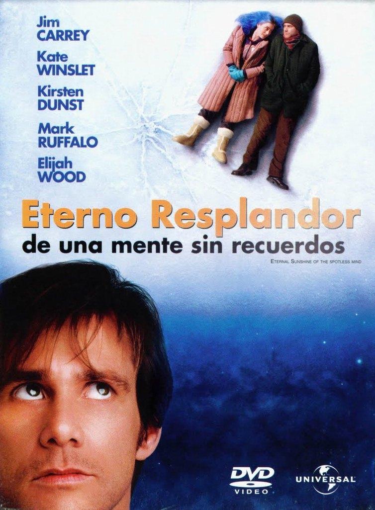 Eterno resplandor de una mente sin recuerdos DV9 Latino