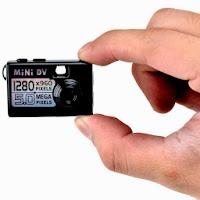 Gambar untuk Mini DV Kamera - Maks. 5 MP - Hitam