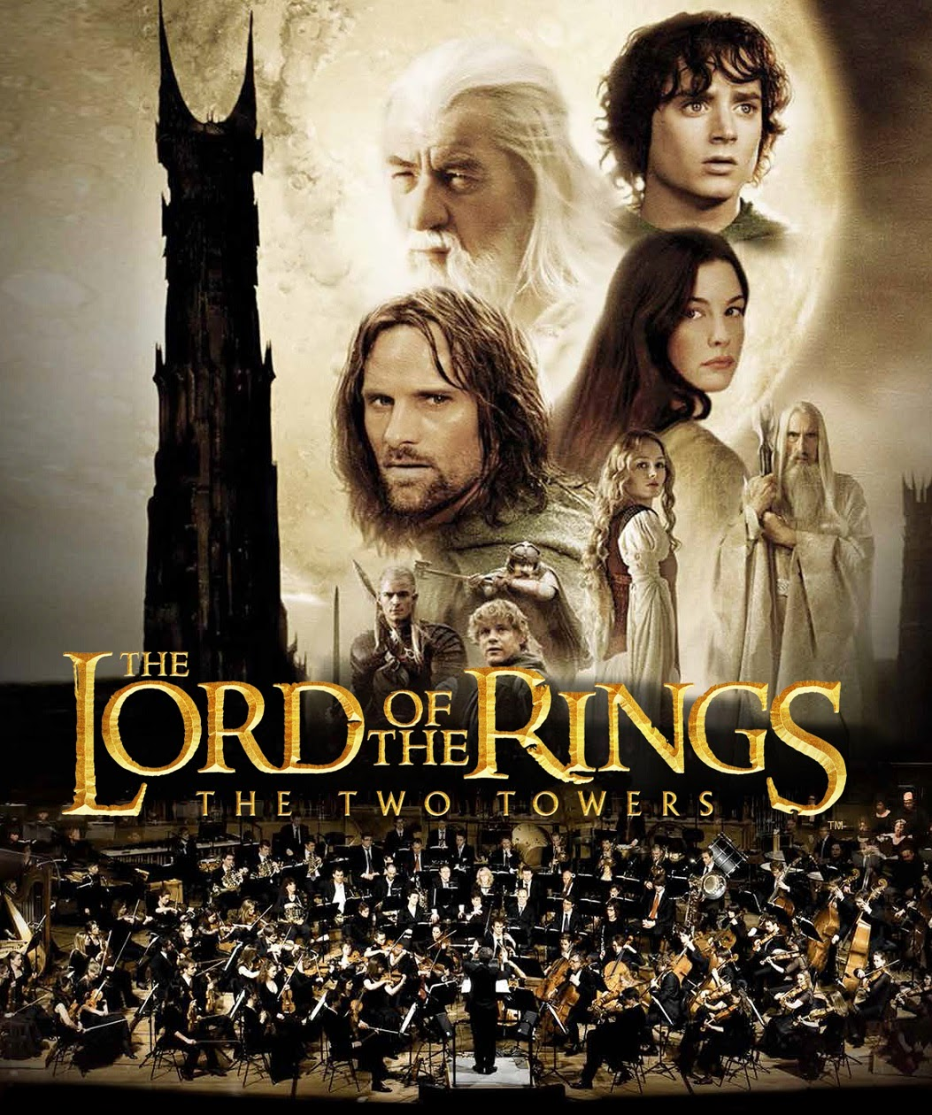 Lord Of The Rings The Two Towers Movie Youtube