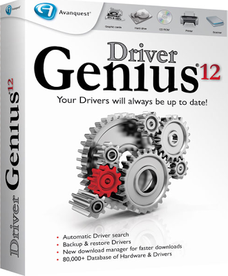 Driver Genius Portable Full Espanol