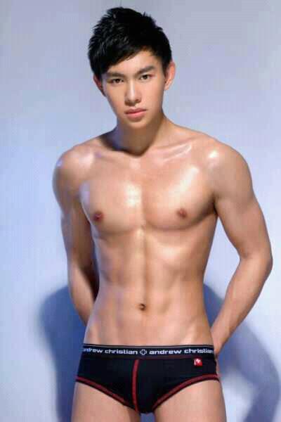 Cute Asian Hunks 47