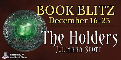 {Excerpt+Giveaway} The Holders by @julianna_scott
