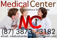 MEDICAL CENTER, CLINICA DIAGNÓSTICOS E TRATAMENTO