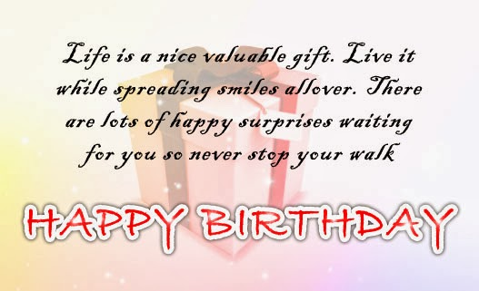 Happy Birthday Quotes Images Collection