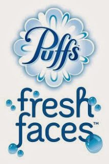 Puffs fresh face blogger