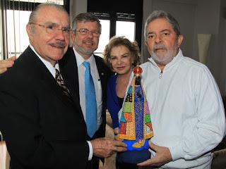 Foto: Ricardo/ Instituto Lula