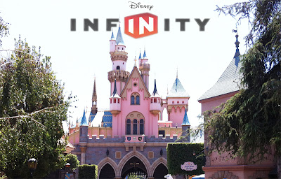 Disney Infinity Sleeping Beauty Castle video game next gen