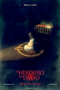 Capa do Filme O Herdeiro Do Diabo (2014) Torrent Dublado