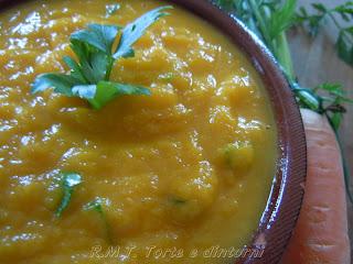Carrot Soup - Zuppa di Carote
