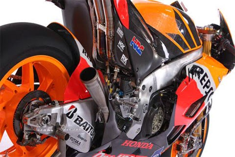 Honda RC213V Marc Marquez GP 2014