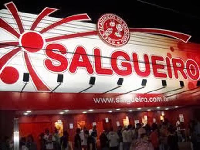 Ensaio Salgueiro - Quadra da escola de samba