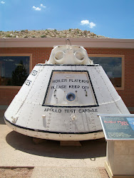 Apollo Test Capsule_New Mexico
