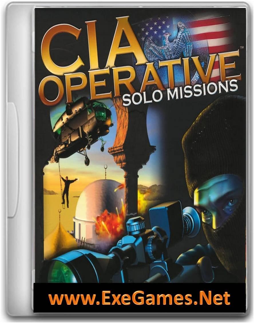 cia operative solo missions cia operative solo missions