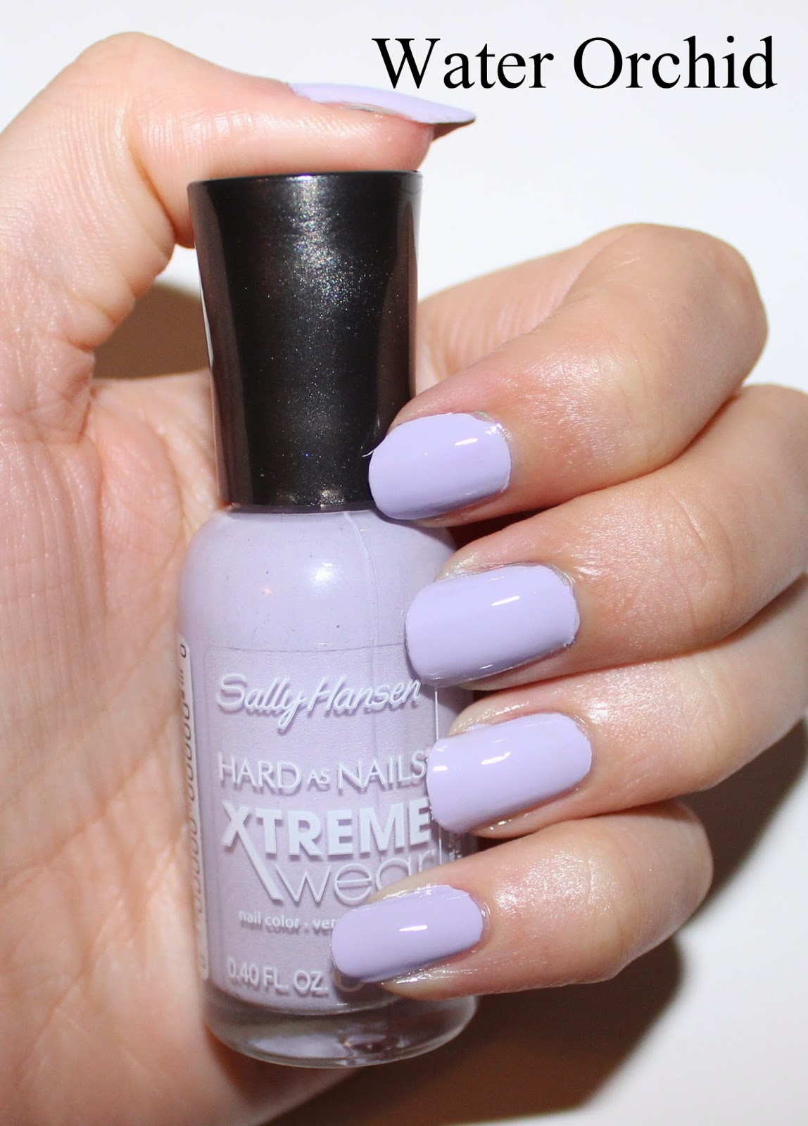 Sally Hansen Xtreme Wear in Water Orchid Swatch
