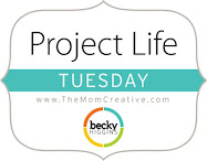 Project Life Tuesdays