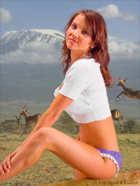 Playboy Playmate Stephanie Larimore