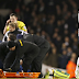 Bafetimbi Gomis recovers and is well after Tottenham vs Swansea game 2015