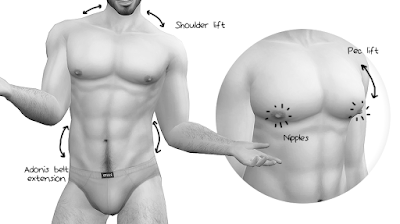 the sims 2 sexy bodyparts