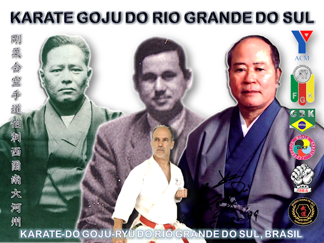 KARATE GOJU RIO GRANDE DO SUL