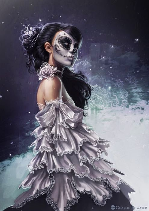 Day of the Dead Beauty