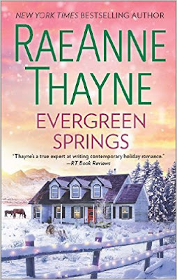 RaeAnne Thayne, Evergreen Springs, book review