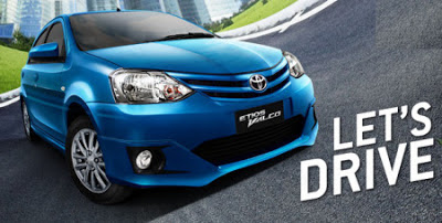 Harga dan Spesifikasi Toyota Etios Valco