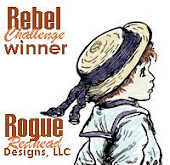 Rogue Redhead Designs Winner