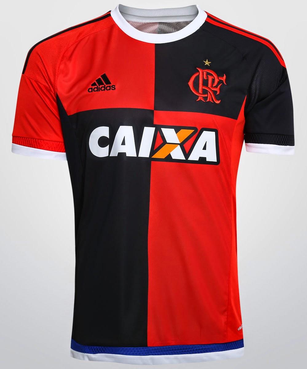Flamengo volta a usar a  Papagaio de Vintém  como a terceira camisa f1e4f27a58623