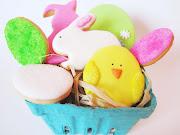 . galletas que he ido viendo, sobre todo en el fantástico blog de Glorious . galletas de pascua