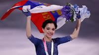 PATINAJE ARTÍSTICO - ISU Grand Prix Finals 2015. Medvedeva vence con solvencia la prueba femenina