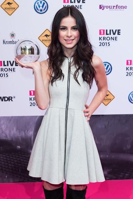 Pop, Indie Pop, Singer, @ Lena Meyer-Landrut - 1live Krone in Bochu