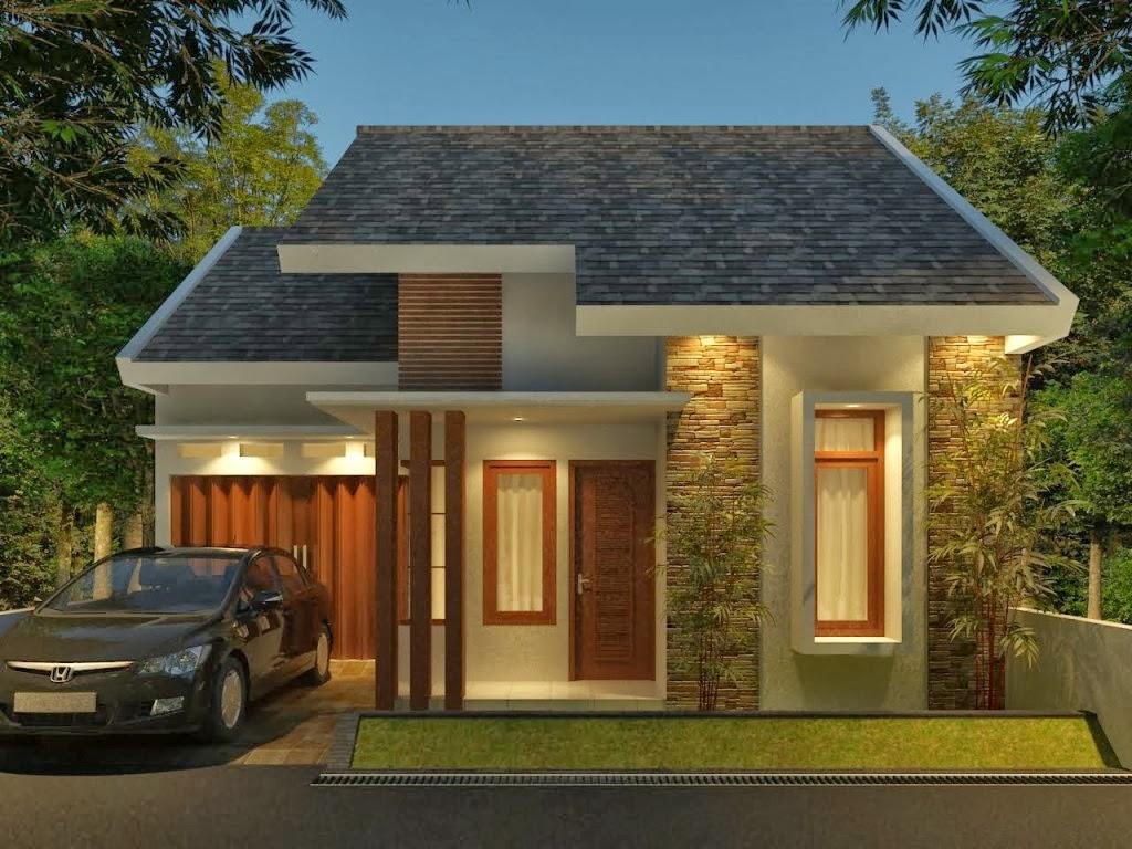 Rumah Sederhana Minimalis Kumpulan Gambar Desain Terbaru 2015
