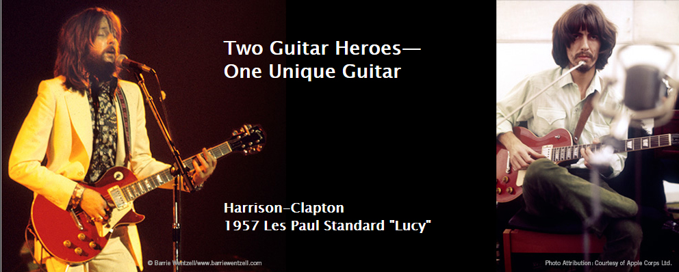 george harrison guitar lucy - photo #34