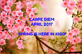 Carpe Diem April 2017