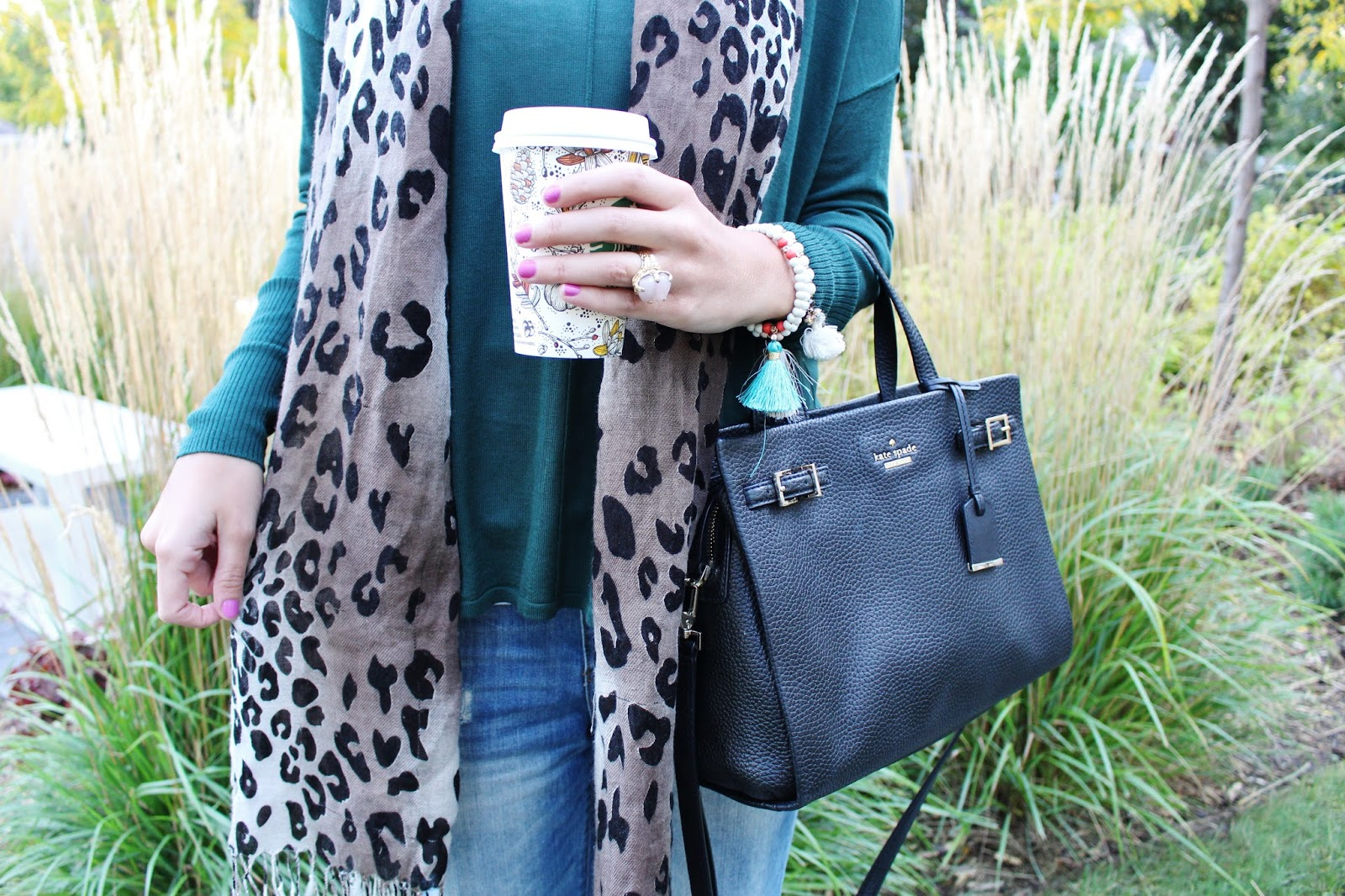 bijuleni - leopard scard and emerald to
