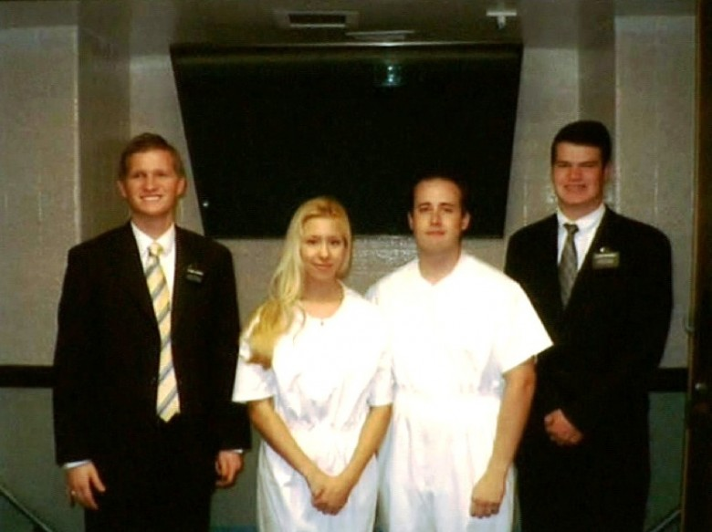 Jodi Arias baptized a Mormon, she requested Travis Alexander baptize ...