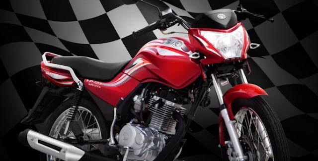 Yamaha 125 Sports Bike