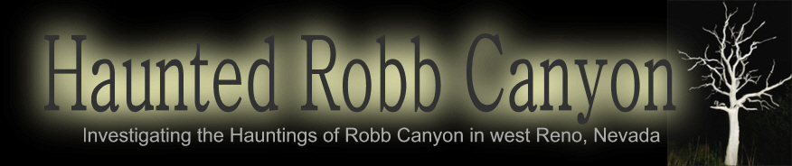Haunted Robb Canyon