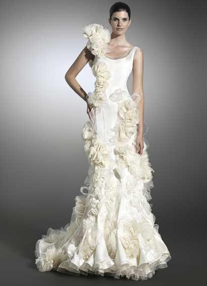 novias y moda: - victorio & lucchino - colección 2012 -