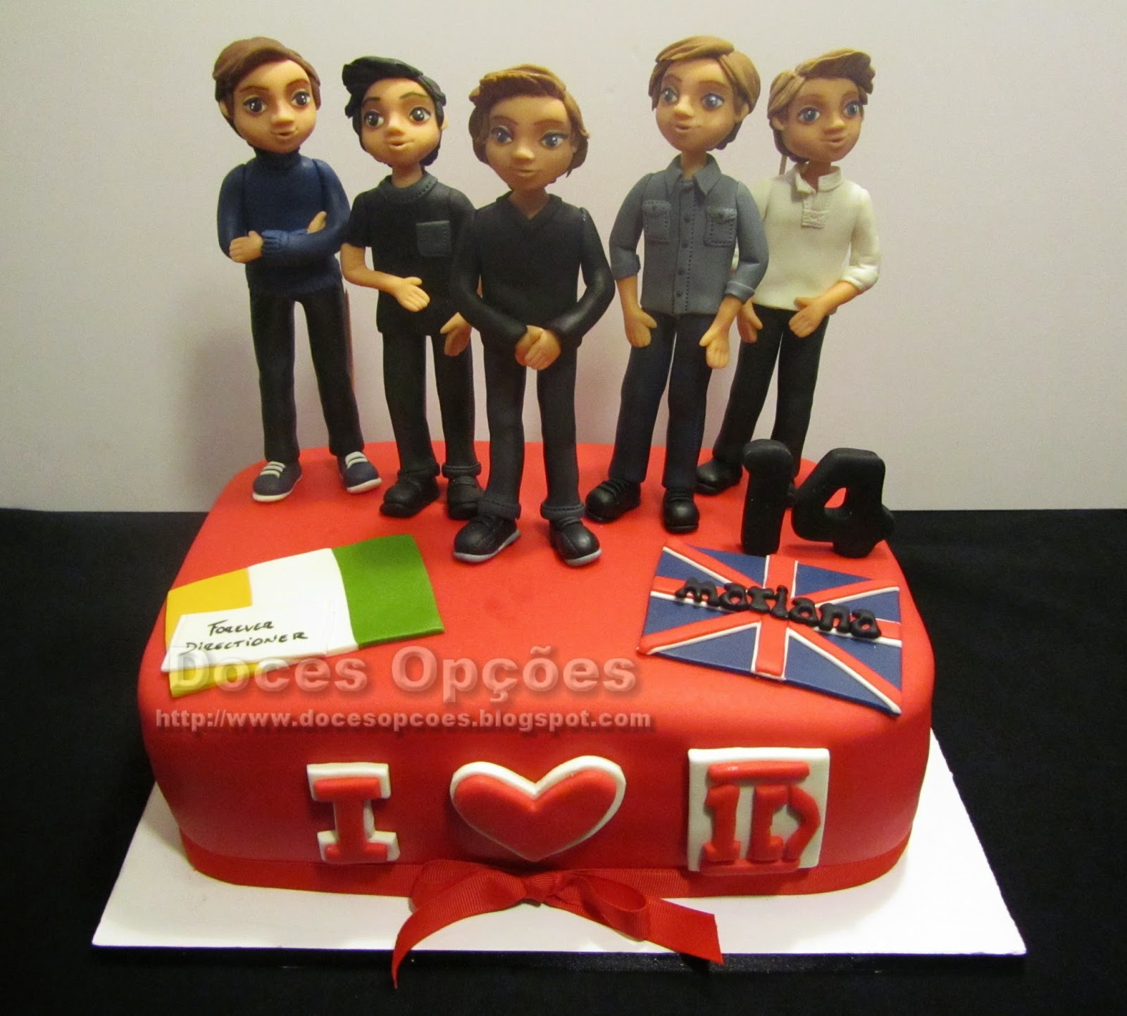 cake one direction