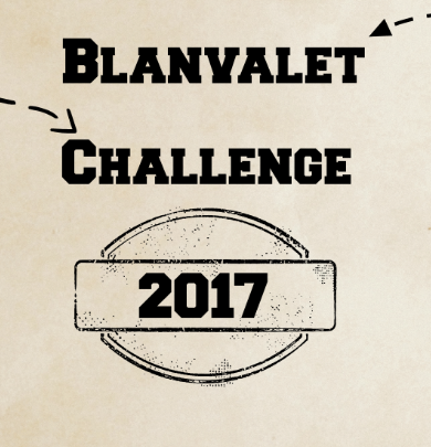 Blanvalet Challenge-2017