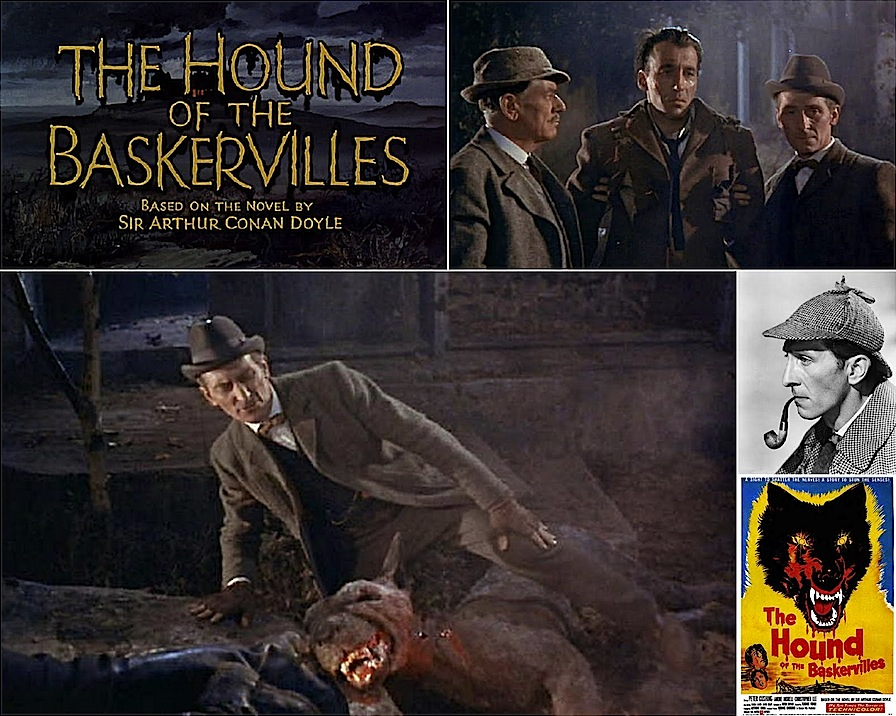 an analysis of the movie version of the hounds of the baskervilles by sir arthur conan doyle