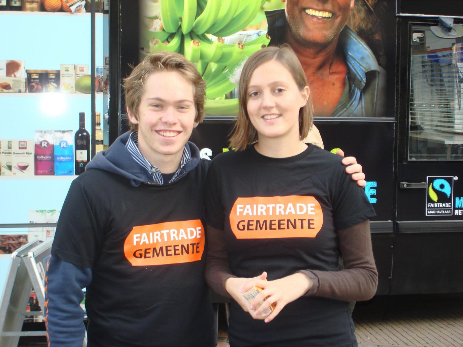 vrijwilliger van de maand shirt