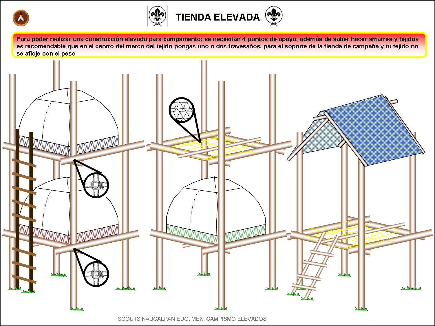 Fases Scout: Elevados